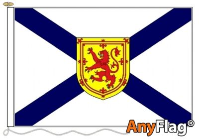 NOVA SCOTIA ANYFLAG RANGE - VARIOUS SIZES